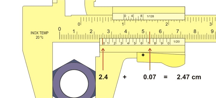 How To Use Vernier Caliper >> How To Use And Read Ruler Vernier Caliper And Micrometer Caliper