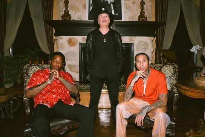"[SB-VIDEO] Tyga, YG & Santana - ""MAMACITA"""