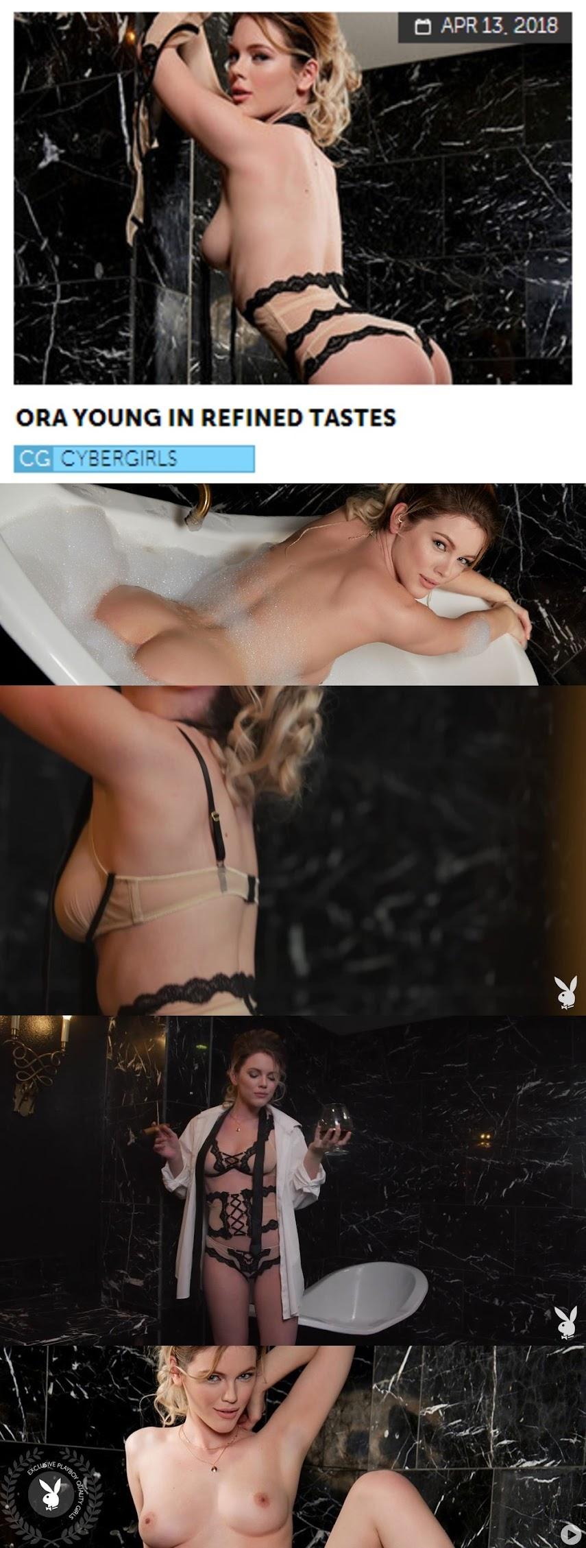 Playboy PlayboyPlus2018-04-13 Ora Young in Refined Tastes