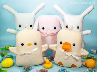 Flat-Bonnie-Easter-Bunny-Adopt-A-Plush-Bunnies