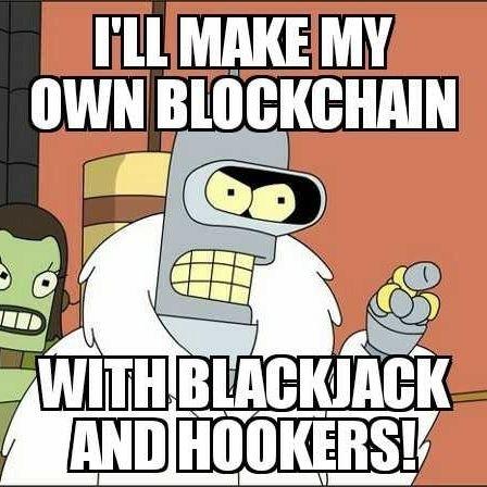 own-blockchain
