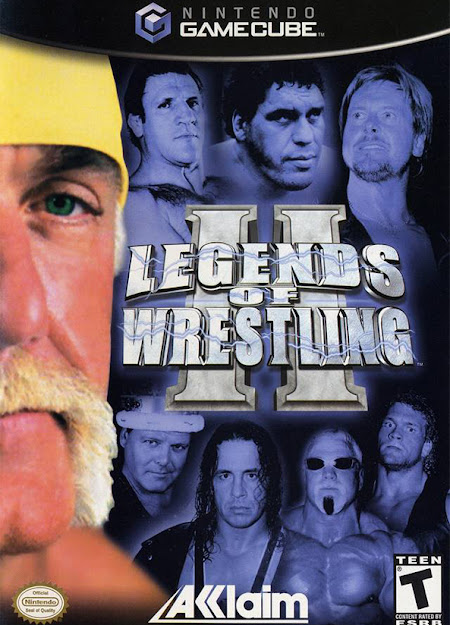 Legends of Wrestling II ISO GC