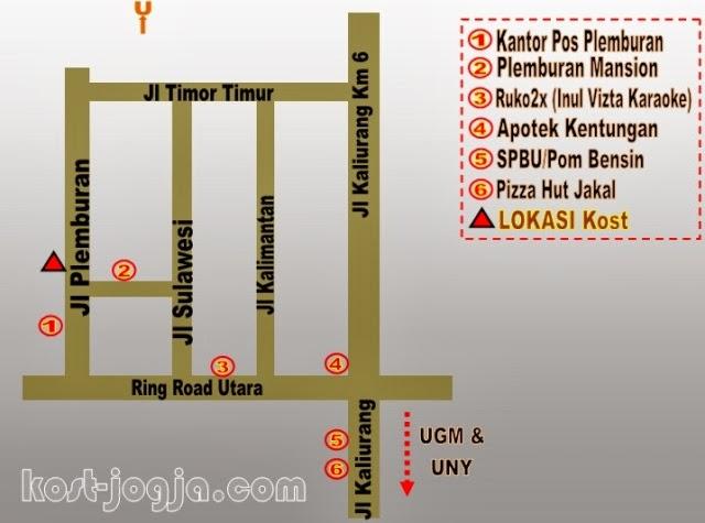 Info Guest House Di Jogja