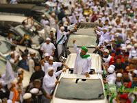 Habib Rizieq Ingatkan Aparat Tidak Terus Menerus Mengancam Ulama dengan Penjara