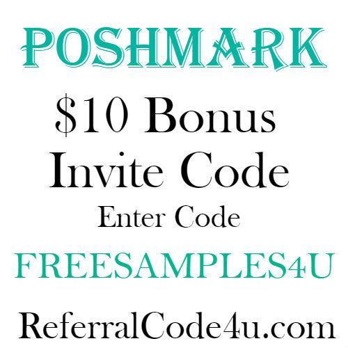 Poshmark Referral Code, Poshmark Invite Code, Poshmark Coupon Code 2020-2021