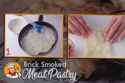 Brick Pastry Smoked Beef