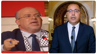 سمير ديلو : إن كان الطريق للحوار و مصلحة شعب تونسي يقتضي التخلص من هشام المشيشي فنحن لن نمانع!