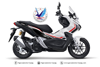 ADV150 Advance White Black (CBS)
