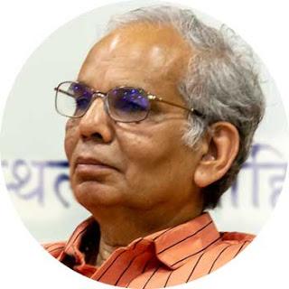 Prof Radhavallabh Tripathi Pashyantee Advisory Board Memeber