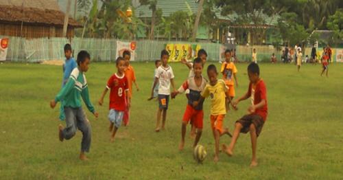 Mimpi togel main sepak bola perempuan
