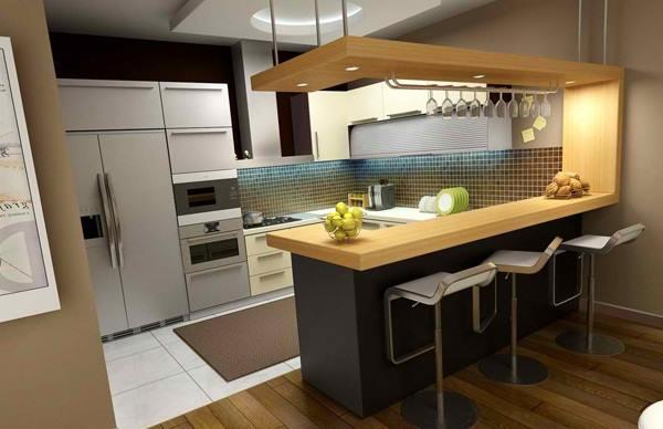 25 ide terbaik Desain dapur di Pinterest | Dapur desain dalam ...