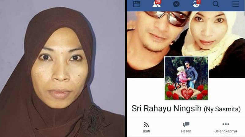 Sri Rahayu Ningsih ditangkap karena sebar konten SARA