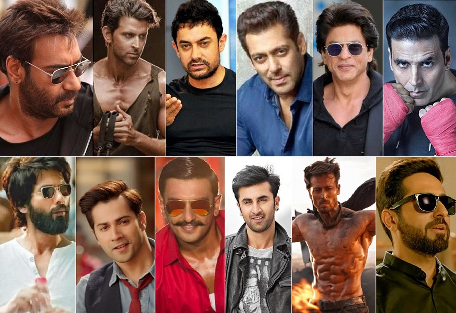 Top Actors Box Office Ranking And Report Card For The
