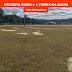 """Contra """"campo de areia"""", sub-15 do Metropolitano perde em Franco"""