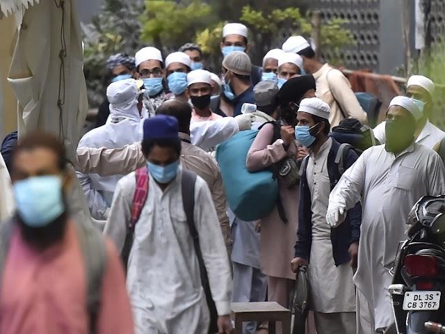दिल्ली के निजामुद्दीन में जमा हुए थे दुनिया भर से आए 1400 मुस्लिम, 24 लोगो को हुआ कोरोना