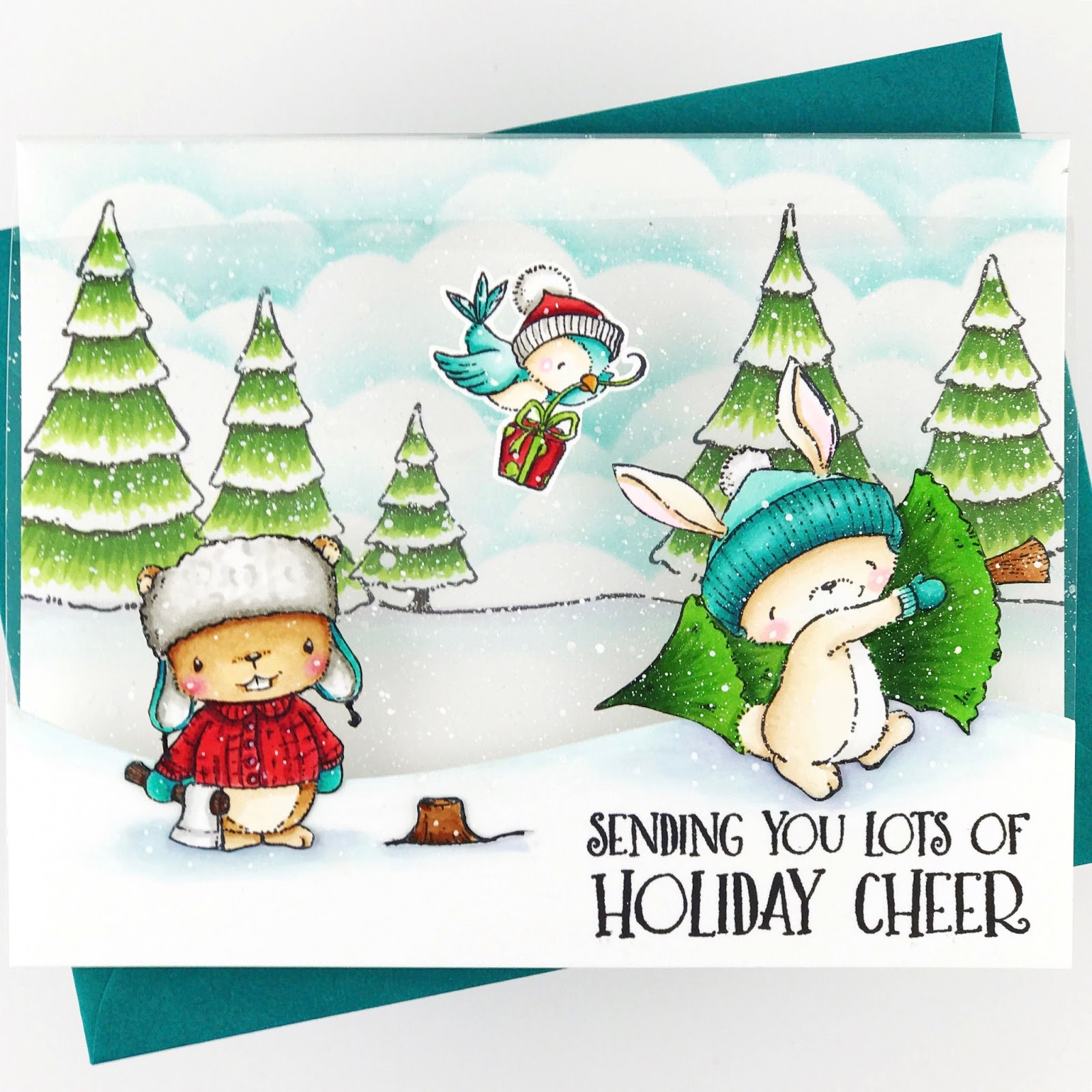 Handcrafted Cards Made With Love Purple Onion Designs Blog Hop