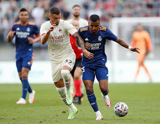 Crónica Resumida Milán 0 Real Madrid 0: