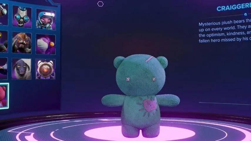 Ratchet and Clank A Dimension Apart: Where Are All the Teddy Bears - Locations