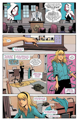 Comic: Review de Spider-Gwen: Ghost Spider Vol. 2 de Takeshi Miyazawa, Seanan McGuire - Panini Cómics