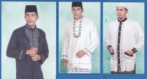 Baju Koko Muslim Terbaru 2013