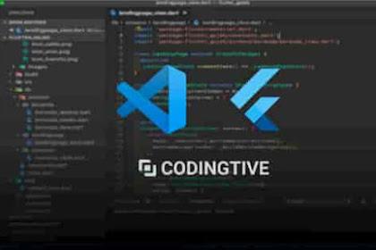 Tips Menggunakan Visual Studio Code Untuk Flutter