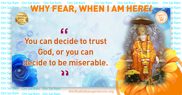 Be With Us Always - Anonymous Sai Devotee