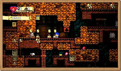 Spelunky Games Screenshots