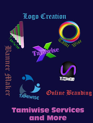 3D GRAPHICS DESIGN AND ONLINE BRANDING | TAMIWISE SERVICES