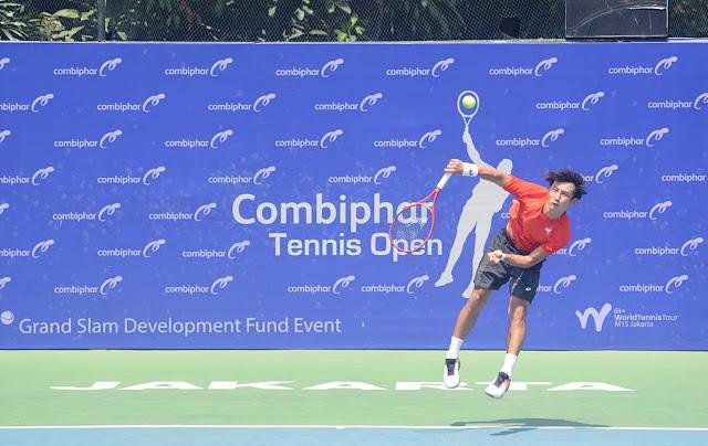 Combiphar Tennis Open 2019: Inilah Sang Juara Nomor Tunggal Pekan Kedua