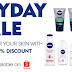 It's Nivea Payday Sale on Shopee! Get up to 50% off on bundles and top selling items.