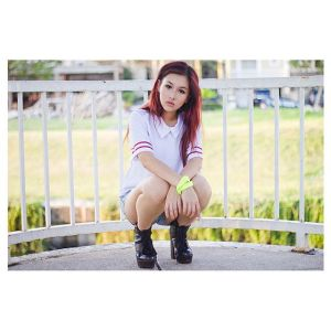 Foto Cantik Kathy Indera Anak Jalanan