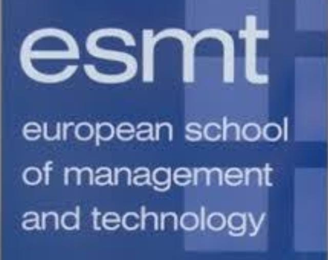 ASIA Scholarships in ESMT Berlin Germany 2019