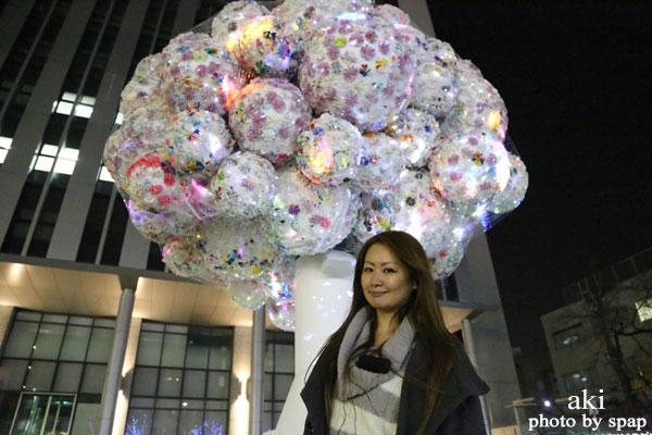 堺桜彩(さかいおうさい)イルミネーション~2016 <大阪 堺市>