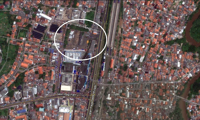 INFO JAKARTA: TERMINAL BIS PASAR MINGGU, JAKARTA
