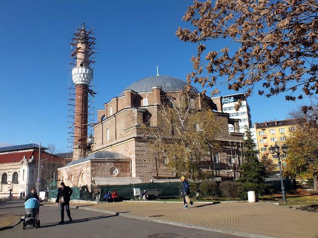 visitar Mezquita de Sofia en Bulgaria