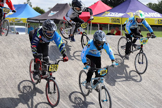 Belfast city bmx club at Irish National BMX series round 5 and 6 Ratoath