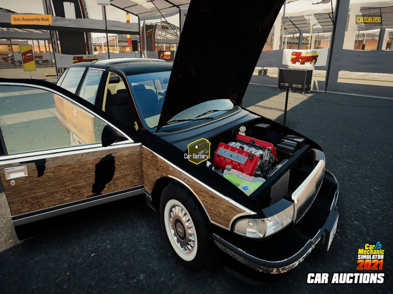 Car Mechanic Simulator 2021 Highly Compressed Free Download
