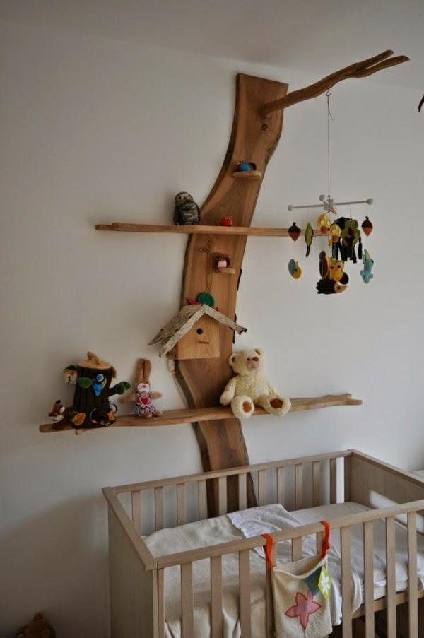 foto dormitorio de bebé