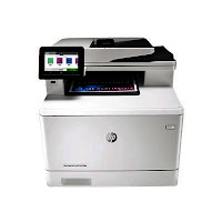 HP LaserJet Pro MFP M479fdw Driver Download