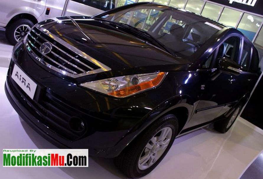 Tata Aria Diesel - Daftar 6 Mobil MPV SUV Diesel Paling Irit Murah Mesin Bandel Terbaik Untuk Keluarga Indonesia