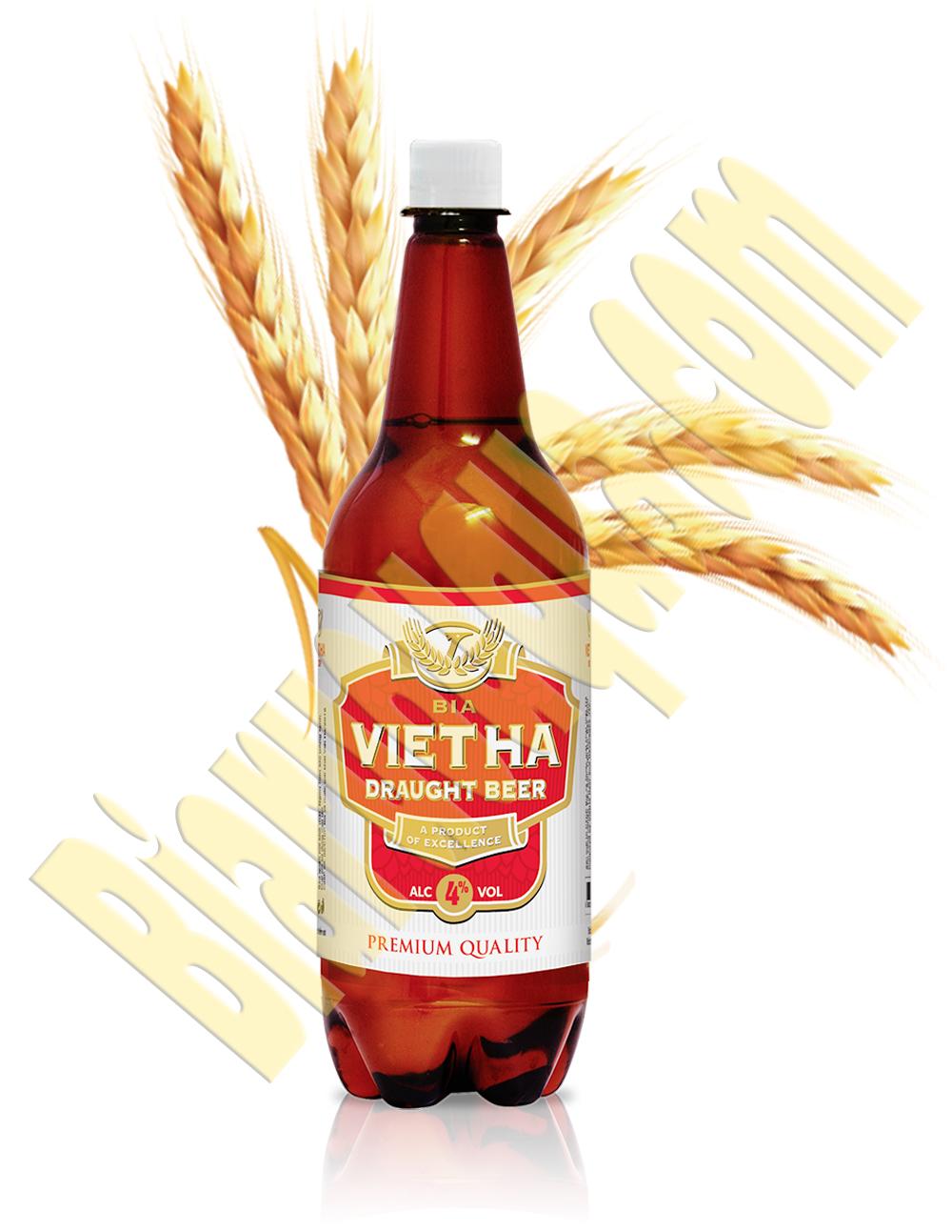 Bia chai Việt Hà