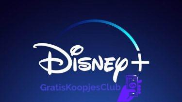 Gratis Disney+ Voor Twee Maanden