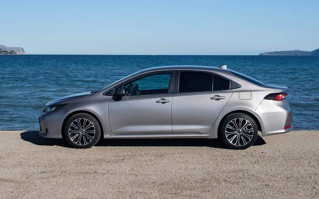 Novo Corolla 2020 XEi 2.0 Flex Automático