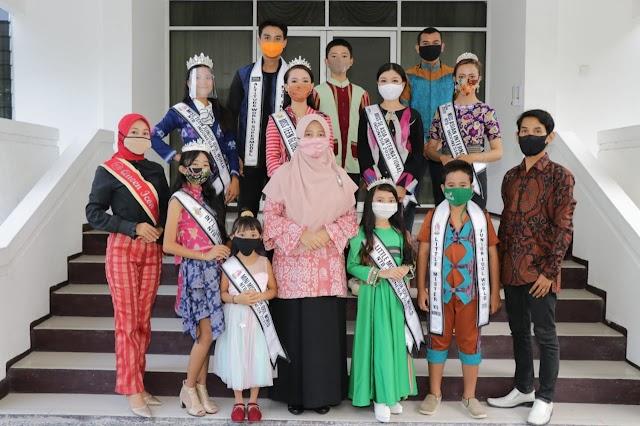 12 Putra-putri NTB akan Ikut Kompetisi Asian Internasional Festivalestival