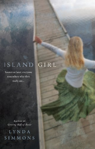 Island Girl, fiction, Alzheimers, Lynda Simmons, reading, ebook, goodreads
