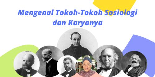 tokoh-tokoh sosiologi