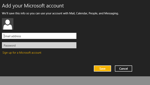 Application courrier windows 8 ne synchronise pas