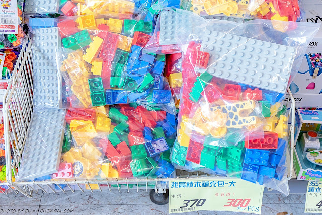 MG 6685 - 熱血採訪│台中玩具150坪批發超市人超多,限定小丑與魔術表演入場直接請你看!