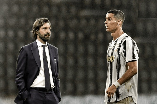 Pirlo níu kéo Ronaldo ở lại Juventus? 2