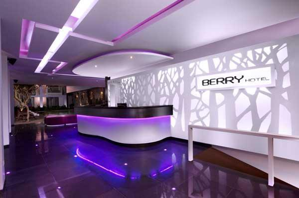 the berry hotels
